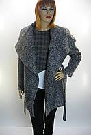 Жіноче пальто- кардиган  з підкладкою