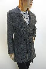 Жіноче пальто- кардиган  з підкладкою , фото 3