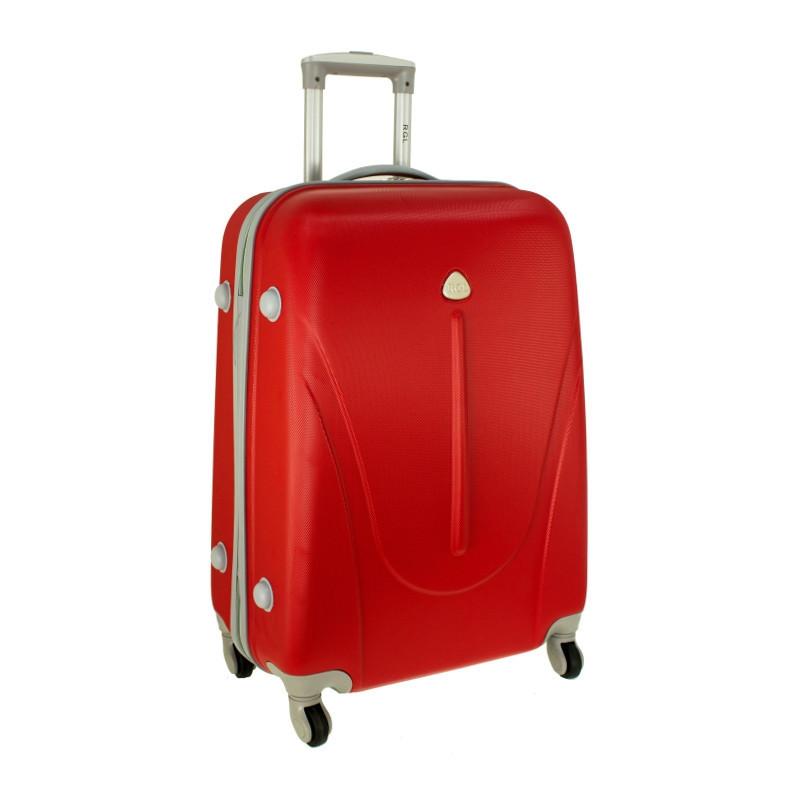 Чемодан сумка 882 XXL (большой) красный