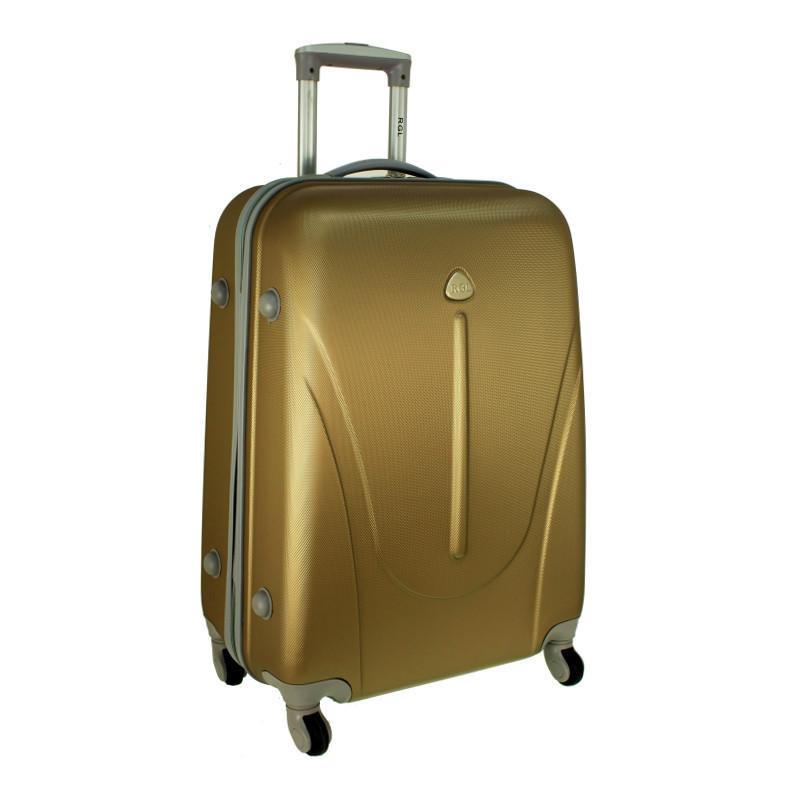 Чемодан сумка 882 XXL (большой) шампан
