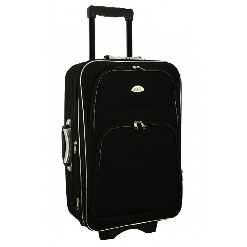 Чемодан сумка 773 (небольшой) черный