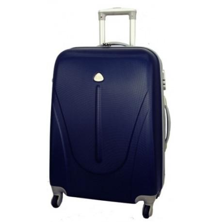Чемодан сумка 882 XXL (небольшой) темно синий