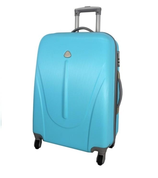 Чемодан сумка 882 XXL (средний) голубой