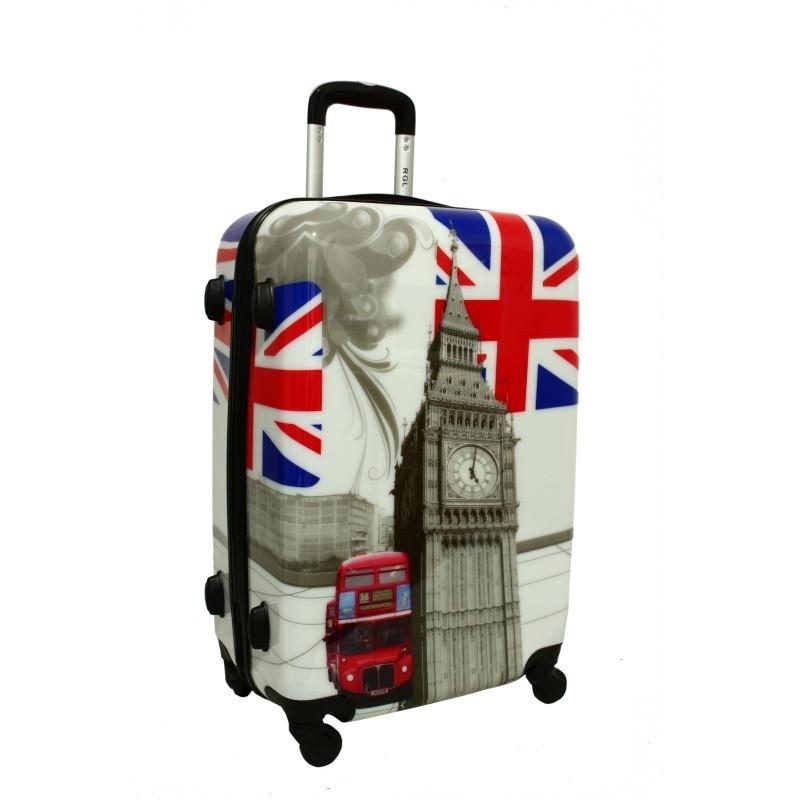 Чемодан сумка RGL (большой) British