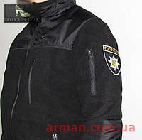 Флисовая кофта для полиции. Украина. Р-ры: 46,48,50,52,54,56,58. Новая., фото 1