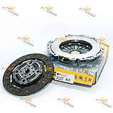 """Комплект сцепления Ford Focus II 1.4-1.6 16V/VOLVO C30, S40 1.6 без подшипников """"Krafttech"""", фото 5"""