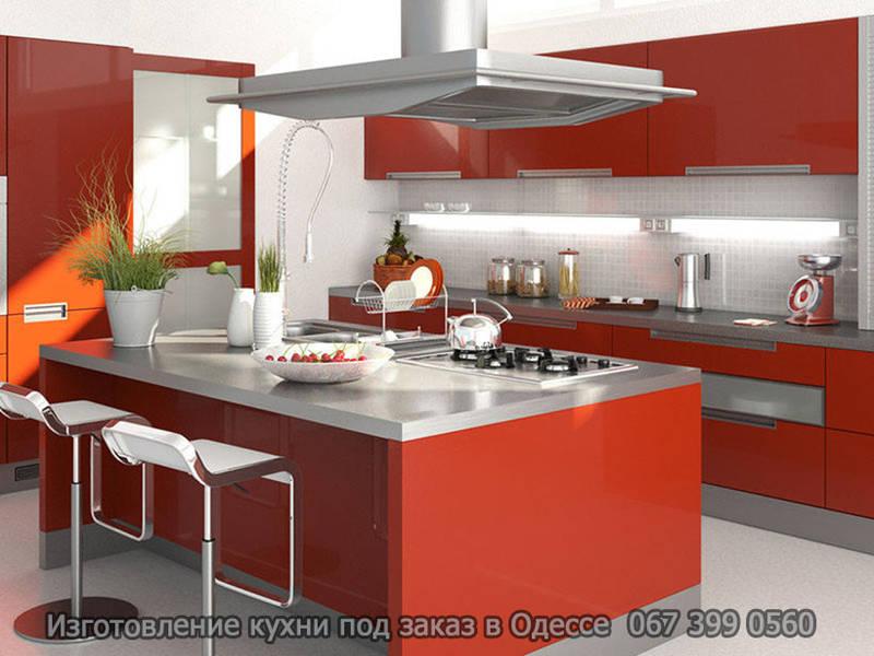 кухонная мебель в Одессе