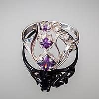 Серебряное кольцо Лира