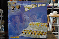 Алкогольная игра шахматы, пьяные шахматы, Drinking Game glass chess set Код:3380454