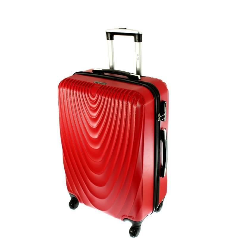 Чемодан RGL 663 (небольшой) красный