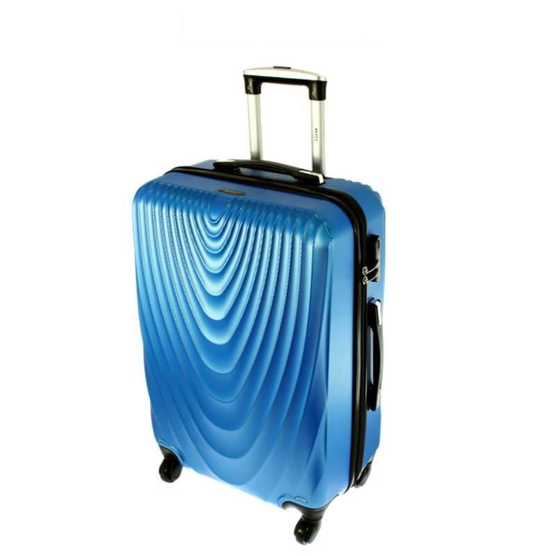 Чемодан RGL 663 (небольшой) синий