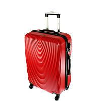 Чемодан RGL 663 (большой) красный, фото 1