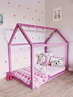 Домик-кровать