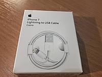 USB кабель для зарядки Apple iPhone 5, 5S, 6, 6 Plus, iPad 4, Air, mini Оригинал