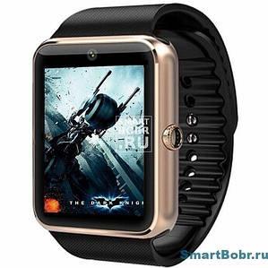 Умные часы Smart watch GT08 с sim картой