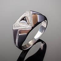 Серебряное кольцо Фараон