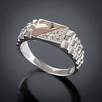 Серебряное кольцо Руслан