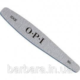 Серебрянная пилка 180 OPI Edge Silver File