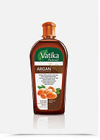 Масло для волос Vatika, обогащенное маслом арганы