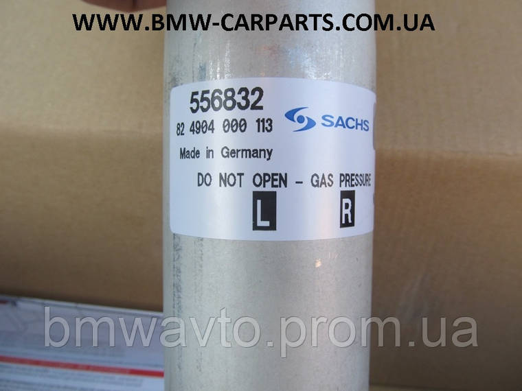 Передній амортизатор BMW E39 Sachs, фото 2