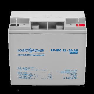 Аккумулятор мультигелевый (AGM) LogicPower LP-MG 12-20AH