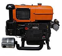 Дизельный двигатель Файтер ZS1115E, 24 л.с, водяное охлаждение, гарантия, доставка!