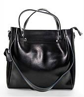 Интересная женская сумочка из натуральной кожи черного цвета NFM-800799, фото 1