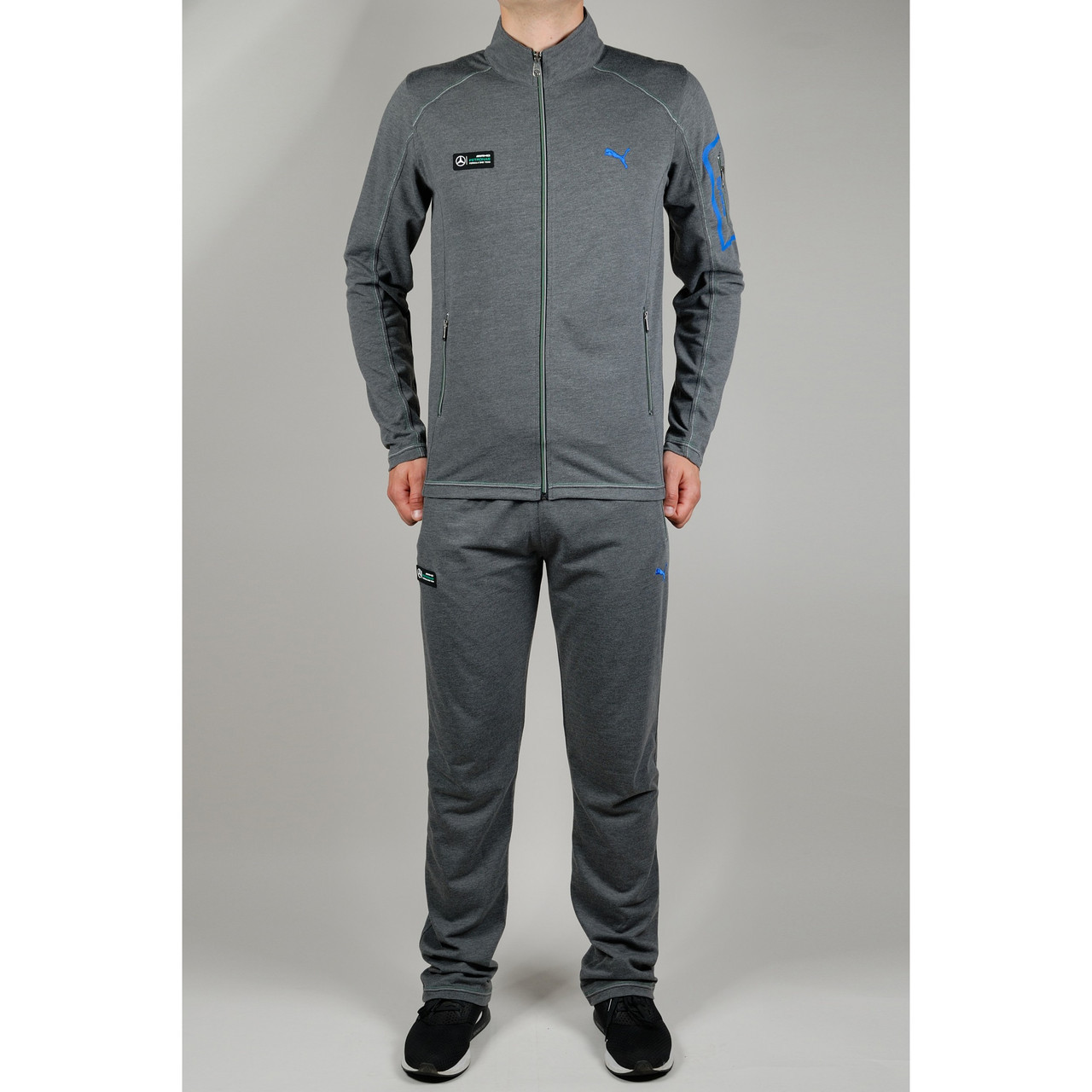 56842cbf мужской спортивный костюм Puma Mercedes Amg цена 1 557 грн купить