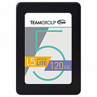 120GB SSD Team SATA III, 2.5""