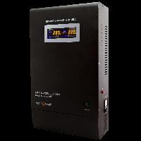 Источник бесперебойного питания (ИБП) LogicPower LPY- W - PSW-5000VA+ (3500Вт) 10A/20A с правильной синусоидой 48В