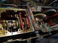 Ремонт заднего моста трактора МТЗ-80,82.