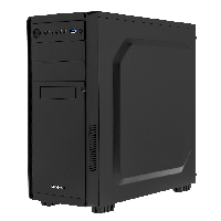 Корпус компьютерный LogicPower LP 7703 no PS USB 3.0