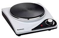 Настольная 1 конфорочная электрическая плита Ravanson HP-7010W