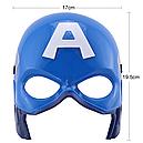Маска супергероя Капитана Америка светится, фото 3