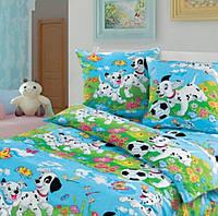 Детский комплект постельного Далматинцы