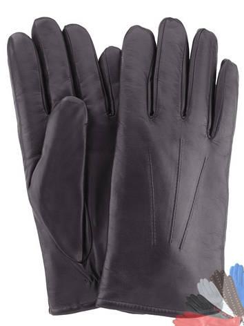 Перчатки мужские на меху модель 068, фото 2