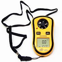 Цифровой анемометр Benetech GM8908
