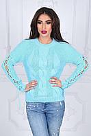 Теплый зимний свитер IB-3214