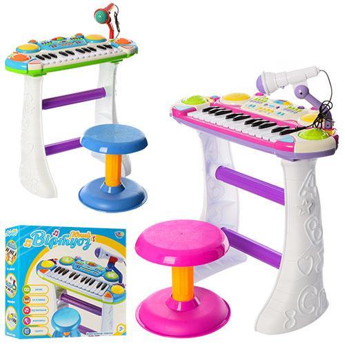 """Пианино 7235 с микрофоном """"Музыкант"""""""