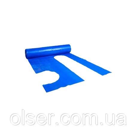 Фартук полиэтиленовый защитный 20 мкм 110х70