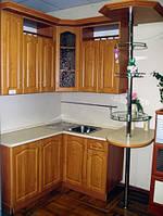 Кухня угловая маленькая