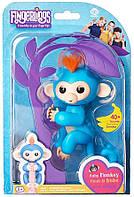 Обезьянка monkey fingerlings игрушка