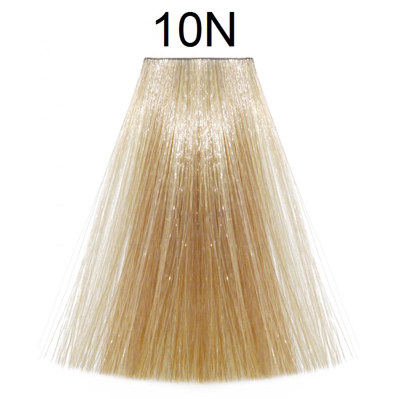 10N (очень-очень светлый блондин) Тонирующая крем-краска для волос без аммиака Matrix Color Sync,90 ml