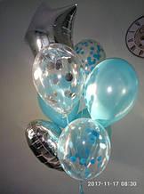 .Оформление помещений шарами с гелием, гирляндами из шаров, арками, композиции и фигуры из шдм.
