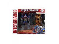 Трансформер Transformers, 2шт (31см, 19см), 4102
