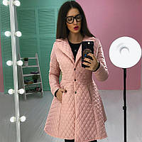 Очаровательное женское пальто