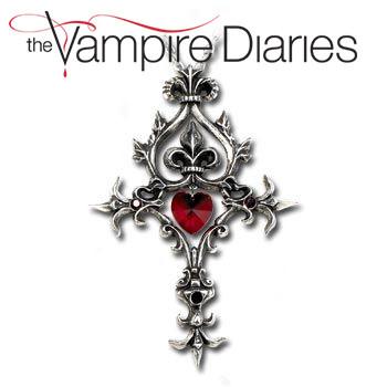 Кулон Сердце вампира