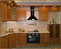 Кухня с пеналом на заказ