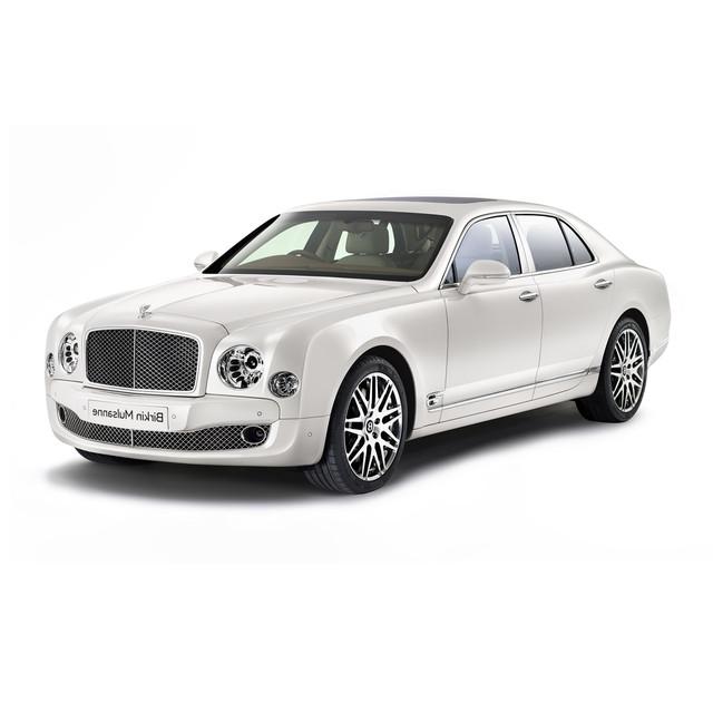 Bentley Mulsanne (с 2012)