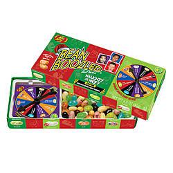 Конфеты Bean Boozled рулетка Новогодняя обновленная. Бобы Jelly Belly (невкусные конфеты с игрой)